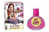 Disney Soy Luna fruchtig-frisches Eau de Toilette 30ml (Duftnote: fruchtig, blumig, süß)  – Geschenk-Set für Mädchen
