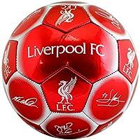 Liverpool Official Signature Ball - Multi-Colour, Size 5