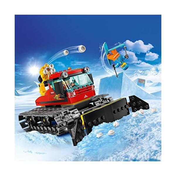 LEGO City - Gatto delle nevi, 60222 3 spesavip