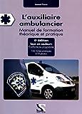 L'auxiliaire ambulancier 4e édition