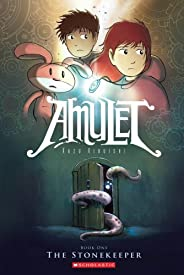 Amulet Book #1: The Stonekeeper