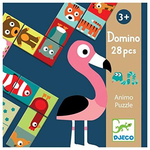 Djeco Animo Domino Rompicapo