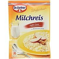 Dr. Oetker Milchreis Apfel-Zimt, 15er Pack (15 x 125 g)