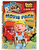 Bob the Builder - Movie Pack (Snowed Under/Built to be Wild/race to the Finish) [2012] [DVD]