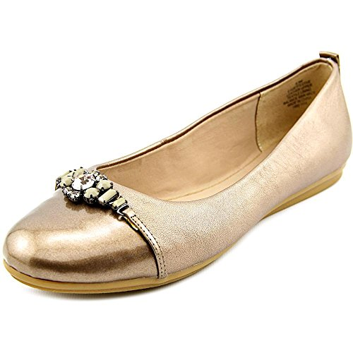easy-spirit-e360-getfestive-femmes-us-6-metallique-chaussure-plate