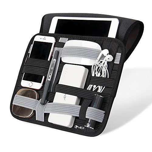 yier-multi-functional-ipad-storage-bag-with-charger-cable-device-organizer-fits-7-to-10-inch-tablets