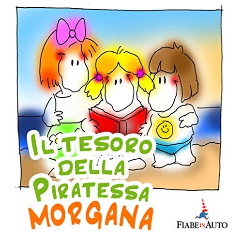 Il tesoro della Piratessa Morgana  Audiolibri