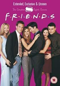 Friends Season 8 - Extended Edition [DVD]