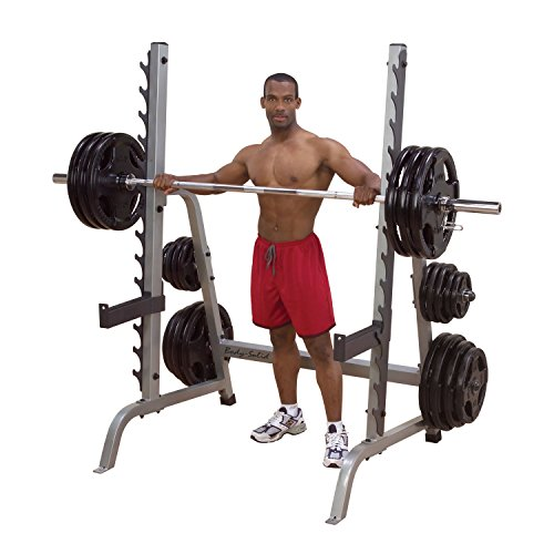 51b6TAEsveL. SS500  - Body Solid Commercial Dumbbell Holder Grey