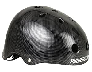 Powerslide Helm Allround, Carbon, S/M, 903062/3