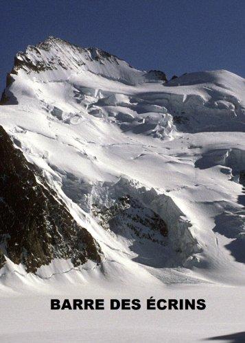 Barre des Écrins (4101 m) por Miquel J. Pavón Besalú