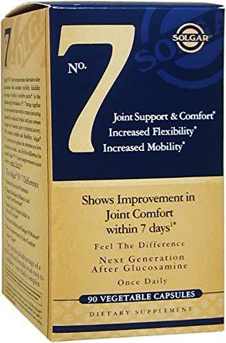 Joint Komfort Und Gesundheit (Solgar, No 7 90 Vegetable Kappenules)