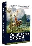 Image de Deutsche Sagen - Vollständige Ausgabe (mit den Illustrationen von Otto Ubbelohde)