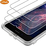 Syncwire [3-Pezzi] Pellicola Vetro Temperato iPhone 8 Plus/iPhone 7 Plus - HD 9H Durezza, Vetro Temprato Protettiva per iPhone 8 Plus / 7 Plus [Senza Bolle, Custodia Friendly, Facile Installazione]
