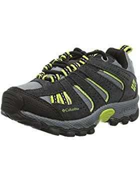 Columbia Childrens North Plains Waterproof, Zapatillas de Deporte Exterior para Niños