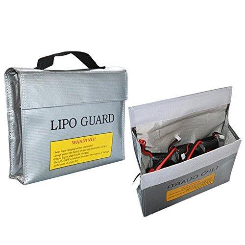 PsmGoods® Bolsa Bolsa Li-Po batería Guardia