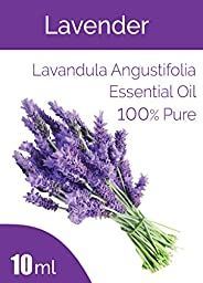 Lavender Essential Oil - Natural, Pure and Organic for Skin, Hair & Aroma (1