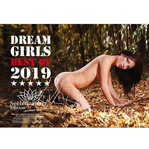 My Dreamgirls Calendrier 2019 – My Dreamgirls – Guirlandes sexy – Pin Up – Femmes · Shades of Sex – Coffret cadeau avec 1 carte de vœux et 1 carte de Noël – Édition Seelenzauber