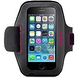 "Belkin Sport-Fit iPhone 6 4.7"", iPhone 6S 4.7"" Brassard, Armband - Gris/Rose"