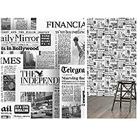 Tapete Zeitung suchergebnis auf amazon de für zeitung malerbedarf werkzeuge