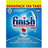 Finish Classic, Spülmaschinentabs, Sparpack, 154 Tabs