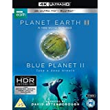 Planet Earth II & Blue Planet II Boxset