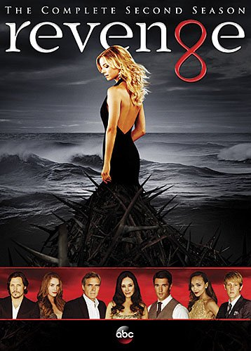 Revenge: The Complete Second Season (import US) [Import USA Zone 1]