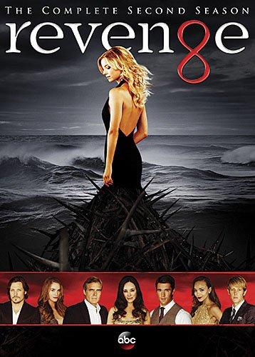 Revenge: The Complete Second Season (import US) [Import USA Zone 1]