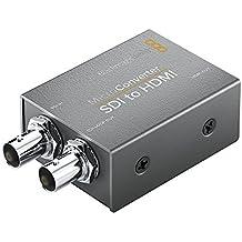 Blackmagic convcmic/SH Mini convertidor SDI a HDMI negro