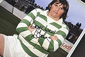 Kenny Dalglish Signed Photo Framed 16x12 Celtic Autograph Display Memorabilia from Up North Memorabilia