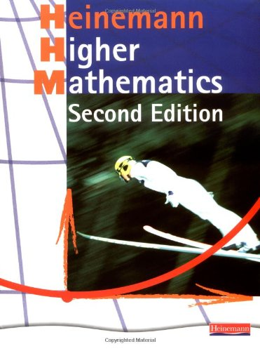 Heinemann Higher Mathematics Student Book, 2nd edition