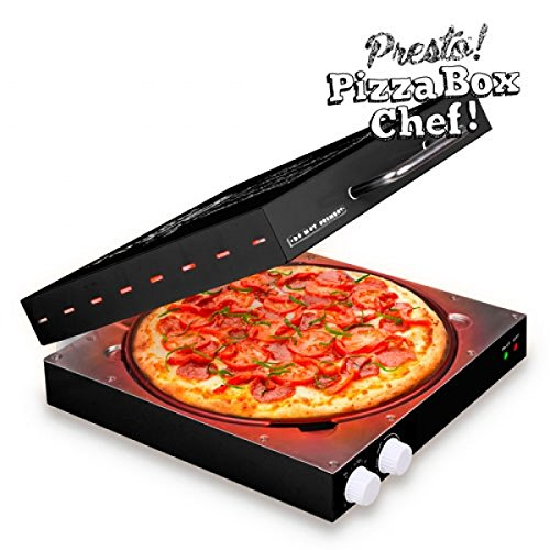 PIZZA MAKER MACHINE ELECTRIC STONE BAKE HOMEMADE PIZZA MINI OVEN COOKER 2 YEARS GUARANTEE