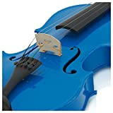 Violon 1/2 Étudiant Bleu par Gear4music