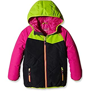 Ziener Kinder Jacke Aleko Jun Jacket Ski Kinderjacke, Dark Shadow Splash, 176