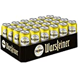 Warsteiner Radler Zitrone 24 x 0,5 Liter Dosenbier / Erfrischendes Bier nach deutschem Reinheitsgebot / Palette Bier auch im Spar-Abo erhältlich