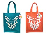 #8: GREAN Jute Lunch Bag Combo (Pack of 2)