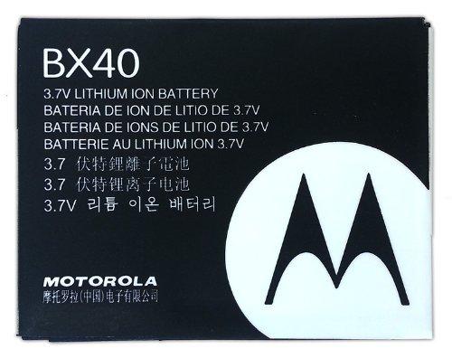 Motorola BX40 BX 40 SNN5805A 740mAh Battery Sealed in Retail Packaging for Motorola RAZR2 V8 / RAZR2 V9 / RAZR2 V9x / RAZR2 V9m / STATURE i9 / MOTO Z9 / ZINE / ZN5