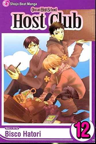 Club-vol Host 7 High Ouran School (OURAN HS HOST CLUB GN VOL 12 (C: 1-0-0) (Ouran High School Host Club, Band 12))
