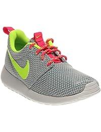 Nike - Zapatillas de malla para niño Gris gris