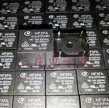 Sellify Elektrische Ausrüstungen Hf3Fa 012-ztf (189) T73-1C-12V Universal-5-Pin -10A
