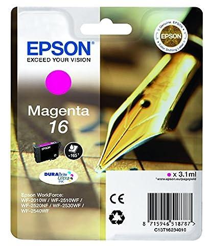 Epson 16 Series Ink Cartridge - Magenta