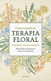 Curso avanzado de terapia floral par Ana María Santos