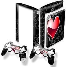 Virano - Pegatina para PlayStation 3 Slim, diseño de coches de colección varios modelos disponibles Casino 10006 PS3 Superslim Skin