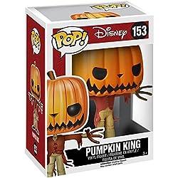 Figura Vinyl POP! NBX Pesadilla antes de Navidad Jack the Pumpkin King