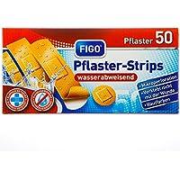 Figo Vorteilspack Pflaster-Strips Standard, 50 Stück preisvergleich bei billige-tabletten.eu