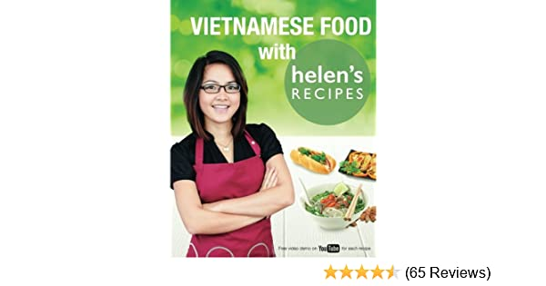 Vietnamese Food With Helen S Recipes Amazon De Hobbs Mia Martin