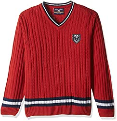 Duke Boys Sweater (S3385_Red_32)
