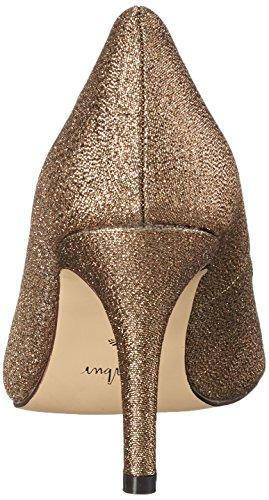 Menbur Damen Toba Pumps Gold (Bronze)
