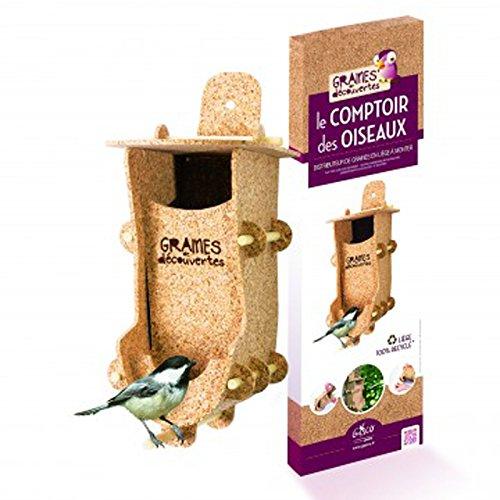 Gasco Distributeur de Graines Comptoir des Oiseaux