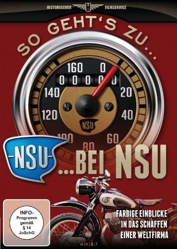 So geht es zu bei NSU